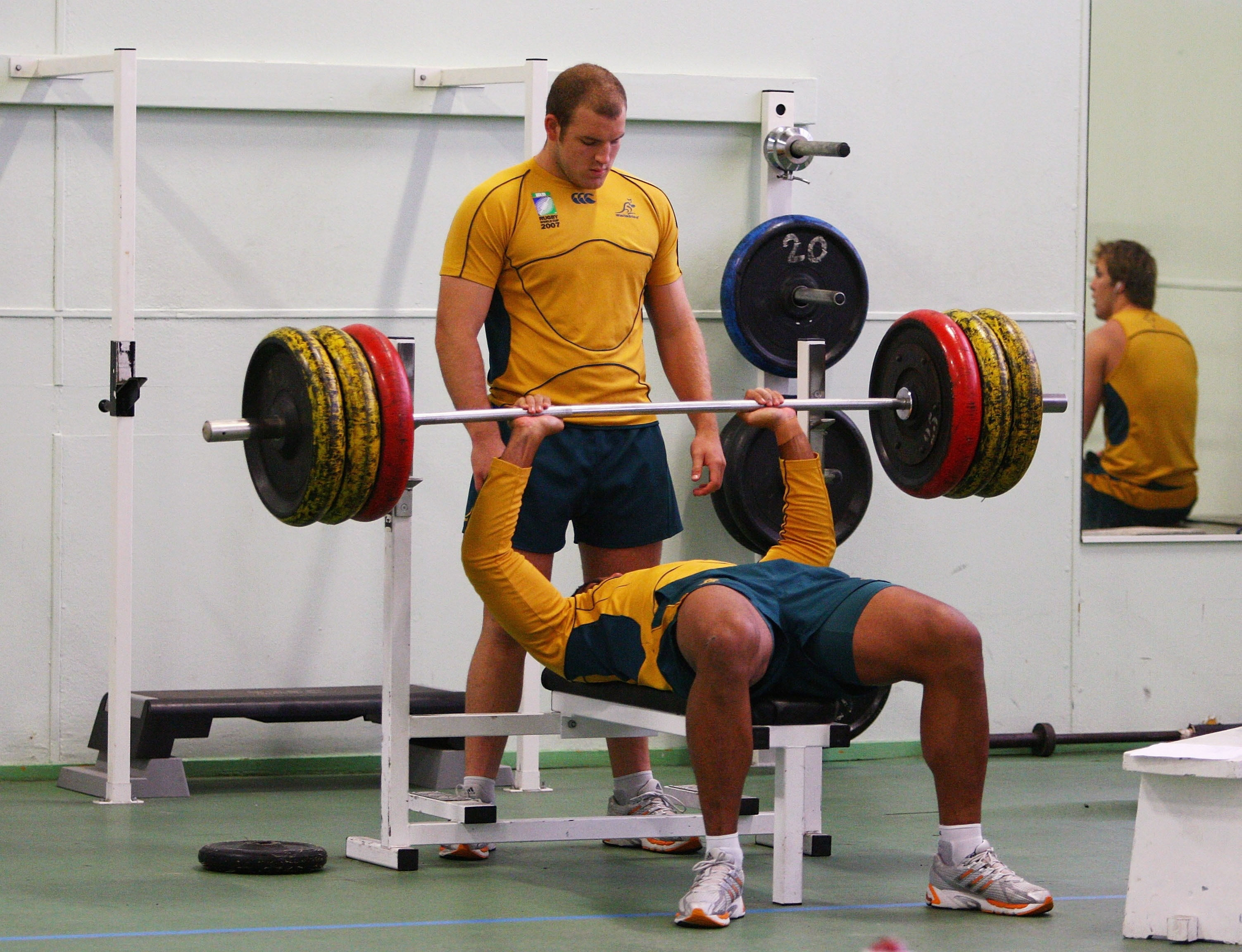 A Guide To Rugby Strength And Conditioning Rugby World