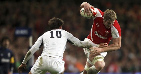 Blond bombshells: Bradley Davies…