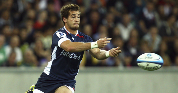 Cipriani starting against Brumbies