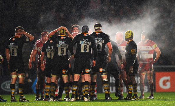 Wasps lost 10-9 to Gloucester at the weekend