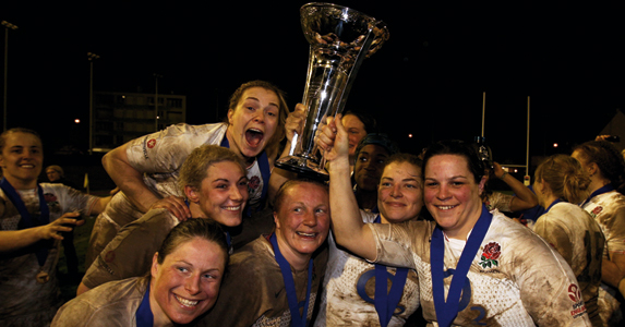 Some things in women's rugby don't change – and England's supremacy in Europe is one...