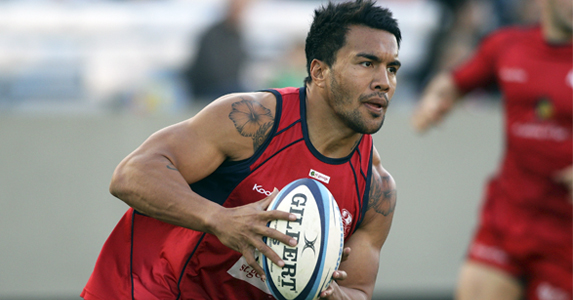 Digby Ioane included in the Wallaby squad
