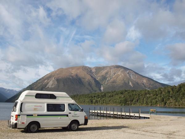 Nelson Lakes Kerr Bay Rotoiti