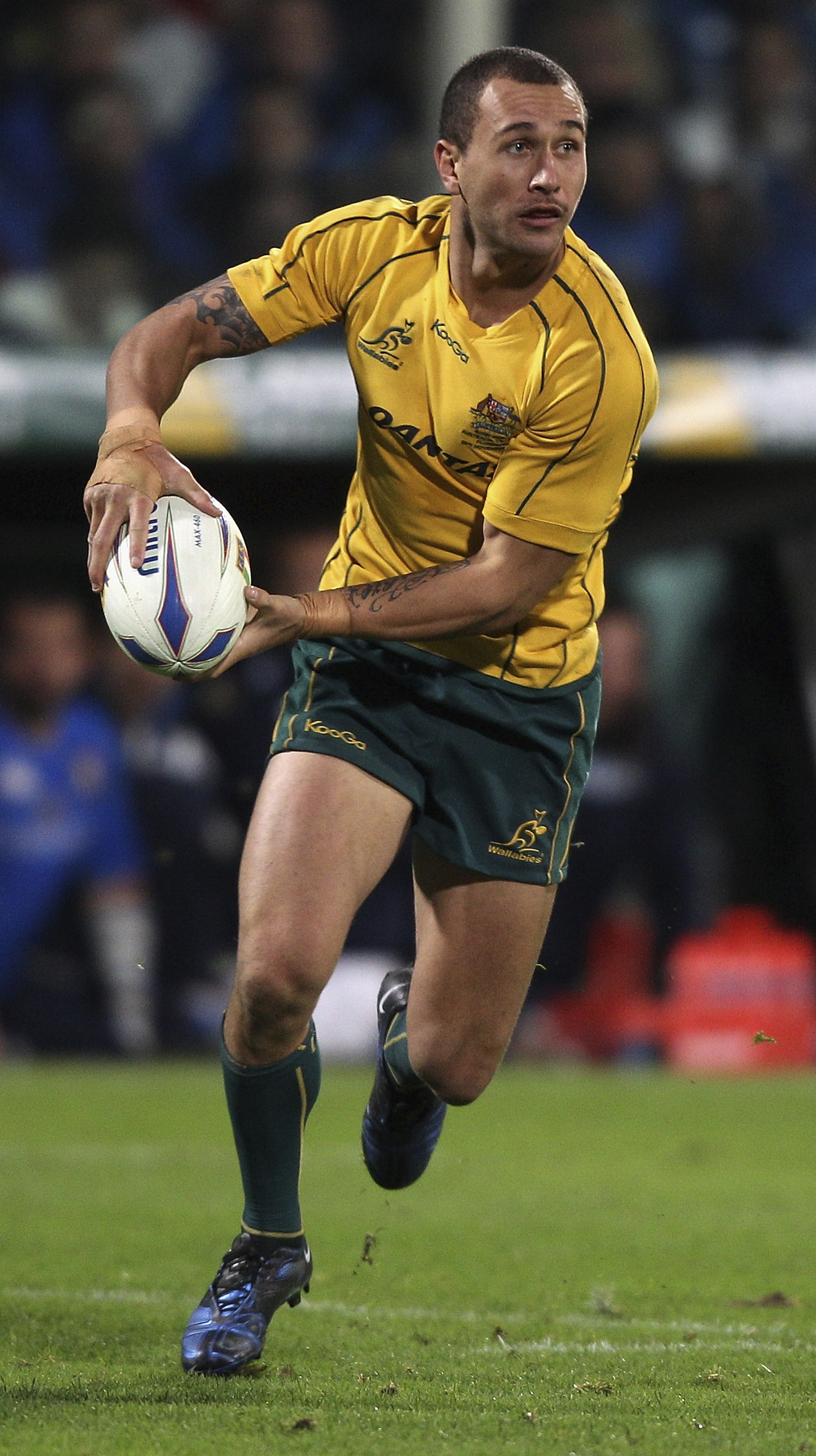 Rugby World Cup 2011: Australia's Young Guns - Rugby World