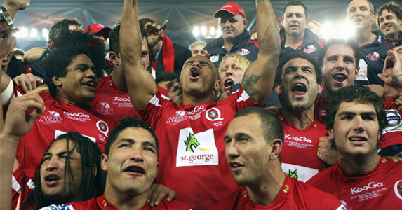 Try scoring Will Genia led the Reds to their maiden Super Rugby title