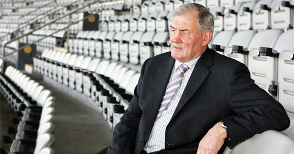Rugby Legend and New Zealand hero - Sir Brian Lochore