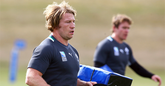 Jerry Flannerys' World cup has been cut short