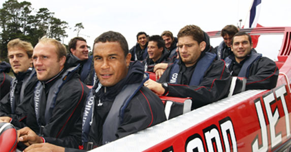 Thierry Dusautoir will lead France in the final