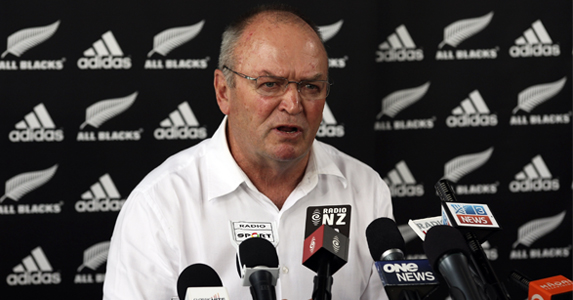 Graham Henry has stepped down as Head Coach of the All Blacks after a successful World Cup campaign