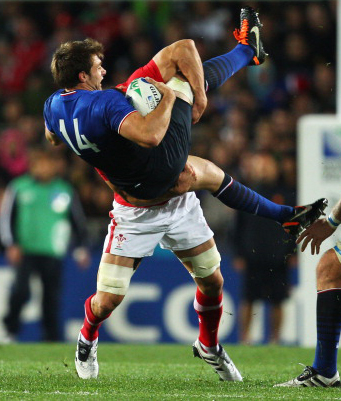 The Sam Warburton tackle