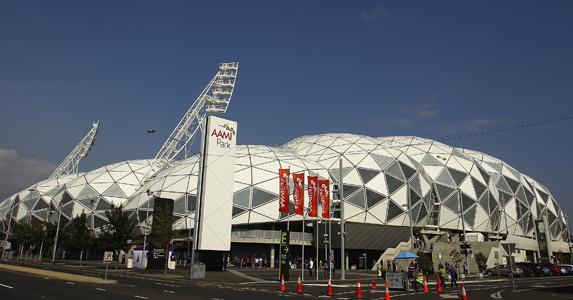 AAMI Park - Home to Melbourne Rebels