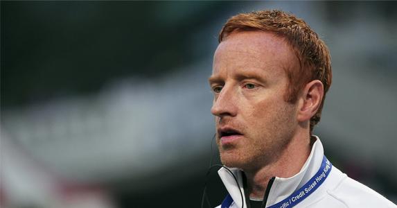 England Sevens coach Ben Ryan
