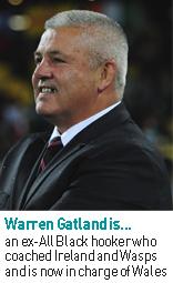 Warren Gatland