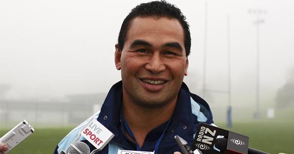 Auckland Blues Head coach - Pat Lam