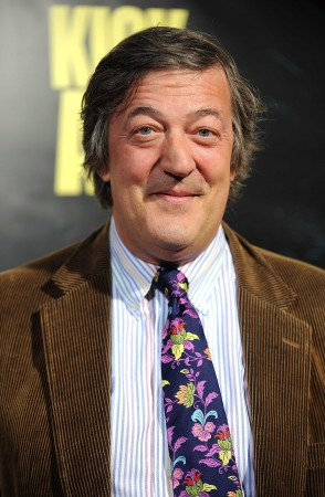 Dream Diner party guest: Stephen Fry