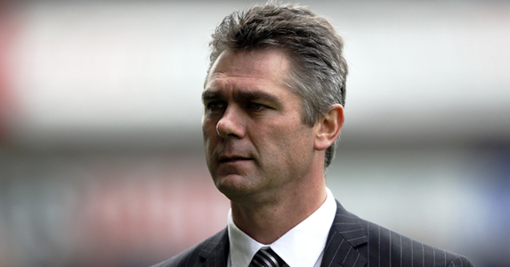 Former Leicester Tigers coach Heyneke Meyer has been appointed the new Sprinkboks coach