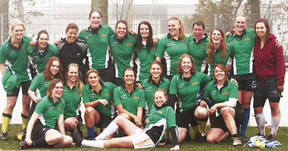 RC Delft Dames have battled through thick and thin to achieve success