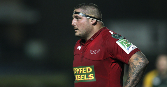 Scarlet prop Rhys Thomas underwent surgery for a heart condition