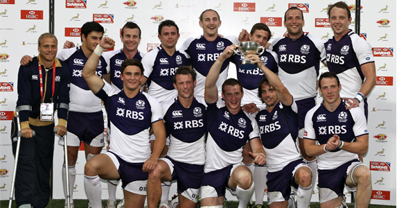 In the last leg, Scotland won the Bowl trophy