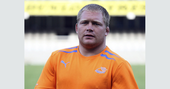 Former Super XV prop Nel has signed a 3 year deal