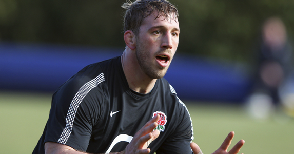 Chris Robshaw will hold on to the England captaincy for the remainder of the RBS 6 Nations