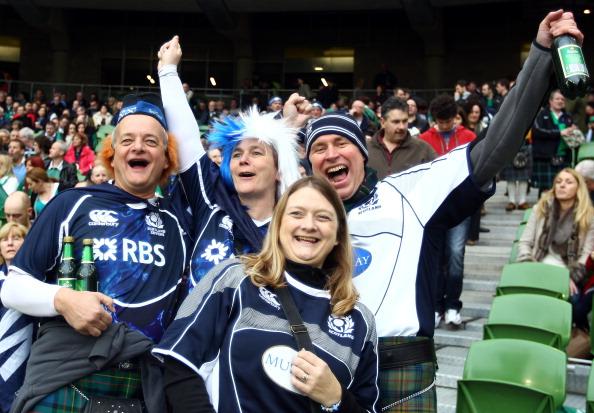 Scozia-Italia, Edimburgo: Sei Nazioni Rugby 2013!
