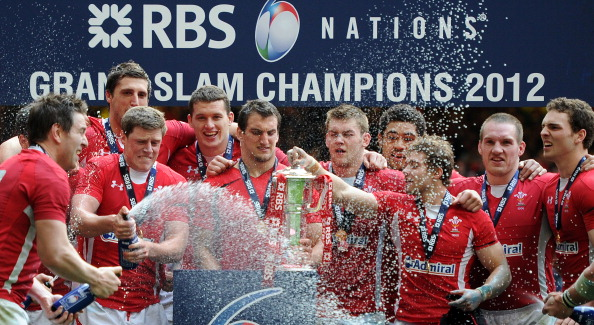 Wales's win allowed Owain Jones to match Tony Spreadbury's total