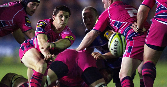 Lloyd Williams returns in club colours after a successful Six Nations campaign with Wales