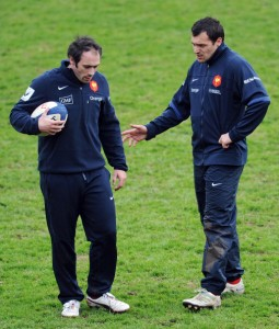Julien Dupuy and Lionel Beauxis