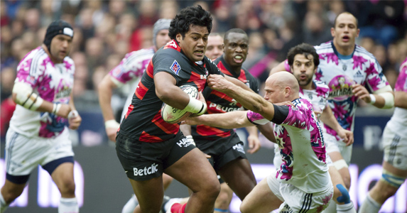 Tolofua has no problem with bulldozing the opposition