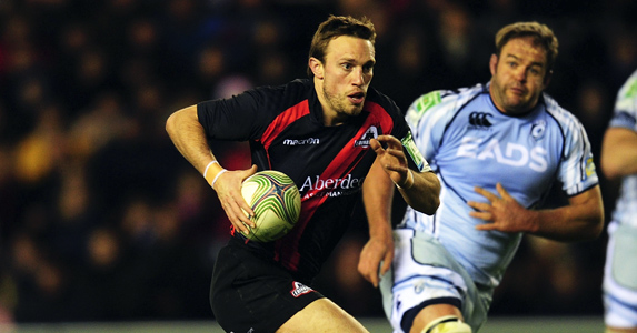 After a decade at the club, Blair's moving on to pastures new