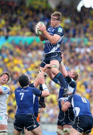 Brad Thorn Leinster
