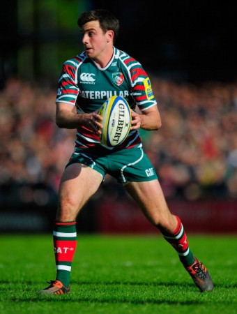 Boy wonder: George Ford is a hugely exciting talent