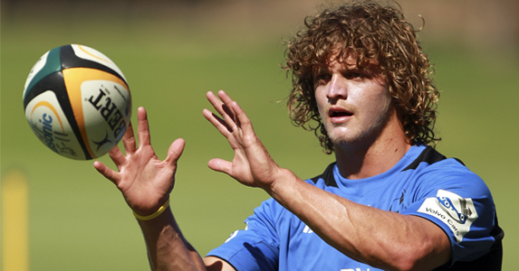 Super 50: Nick Cummins will celebrate his 50th cap by leading out the team (Getty Images)