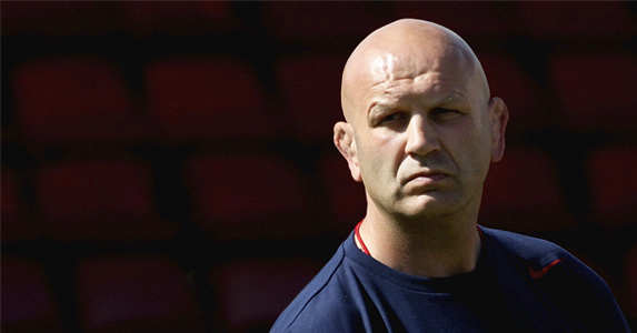 Former England lock named new forwards coach