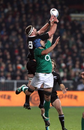 kevin mclaughlin ireland v nz