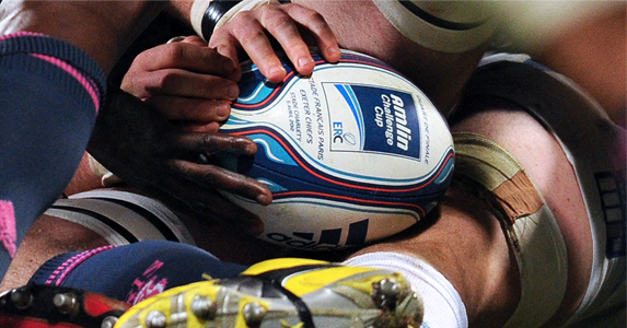 Amlin challenge cup ball