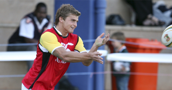 Pat Lambie replaces injured Zane Kirchner at full-back