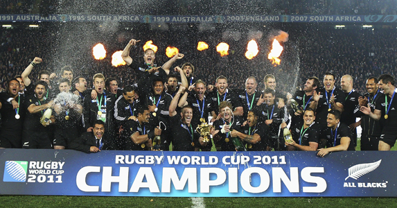 Rugby World Cup 2015 Countdown Rugby World