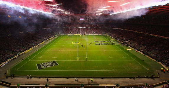 Name your price: The RFU could sell the naming rights for Twickenham Stadium