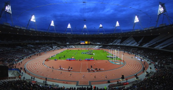 Spectacular setting: London's Olympic Stadium has been included on a controversial long list