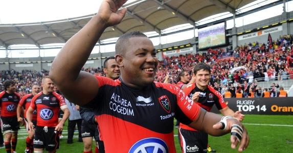 Star player: Steffon Armitage has been outstanding since his move to Toulon