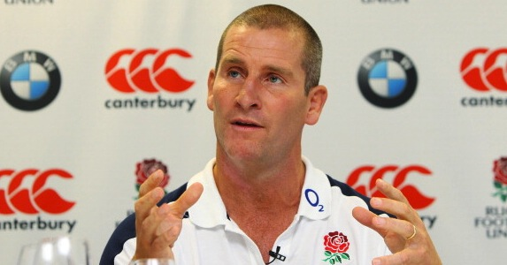 Limited availability: Stuart Lancaster said that he had spoken with England's top players in France