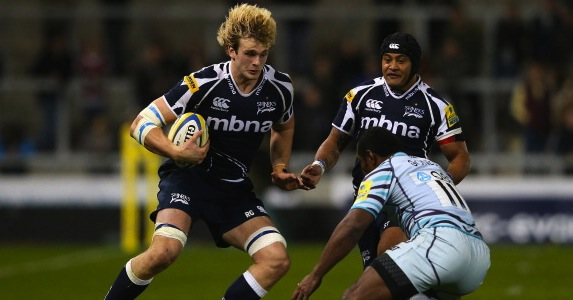 Shocking start: Despite signing Richie Gray, Sale sit winless at the bottom of the table