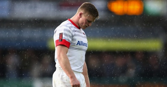 Suspended: Chris Ashton is set to be given a one-match ban after picking up three yellow cards