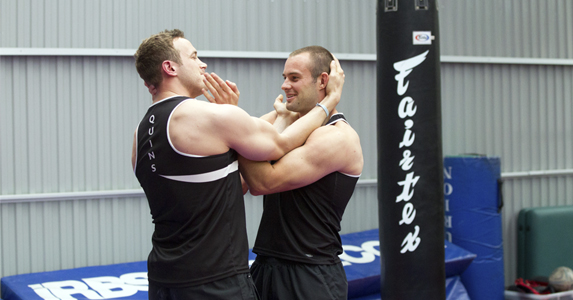 Wrestling drills for rugby - Rugby World
