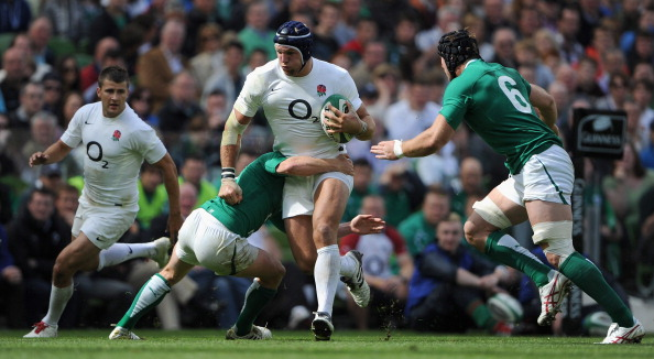 Total recall: Haskell last faced Ireland in 2011