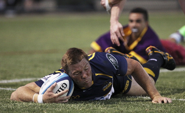Comeback: Rathbone is up to old tricks