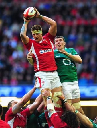 Sterling effort: Andrew Coombs has impressed
