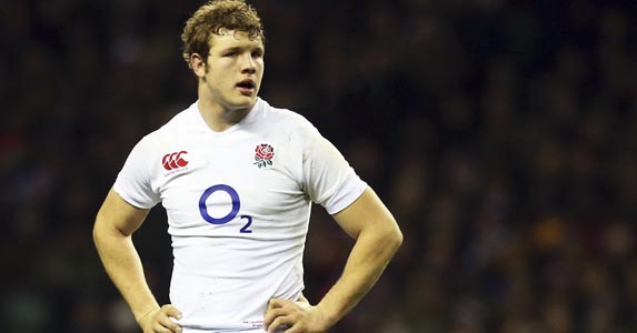 joe launchbury england